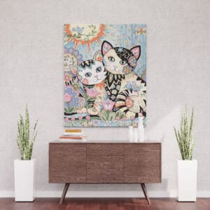 Abstrakcyjne koty
