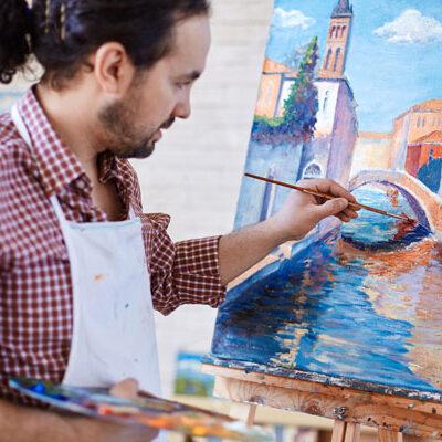 Malowanie po Numerach to wspaniałe hobby