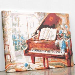 Relaks przy fortepianie