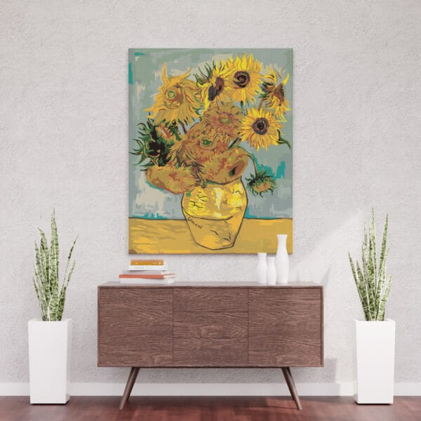 Słoneczniki Van Gogh