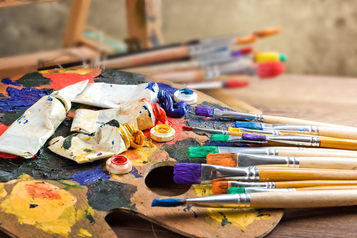Malowanie obrazów - pasja wiecznie żywa