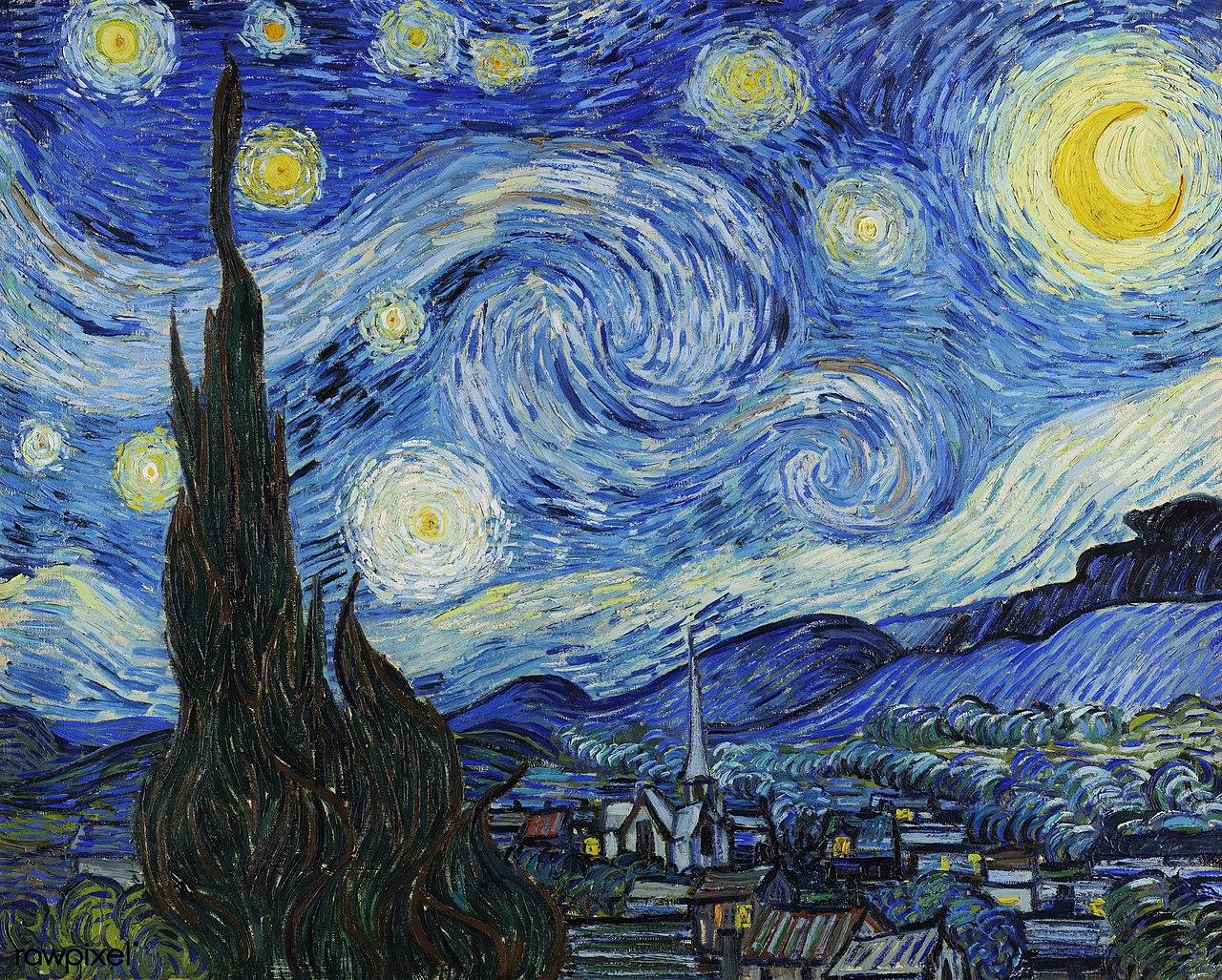 Van Gogh - najsłynniejsze obrazy